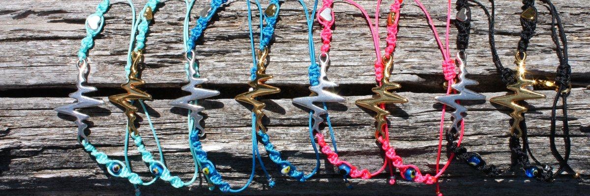 heartbeat bracelets