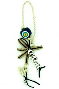 good luck charm with wish for love