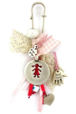 charm for new baby girl