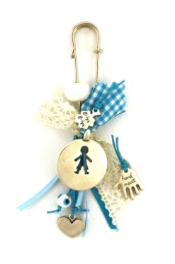 charm for new baby boy