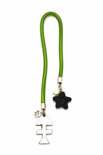 fishbone & star bookmark