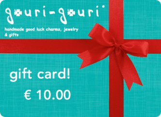 € 10.00 gift card
