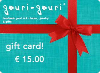 € 15.00 gift card