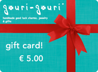 € 5.00 gift card