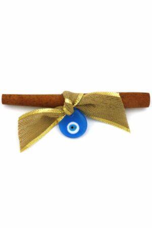Christmas good luck charm with cinnamon