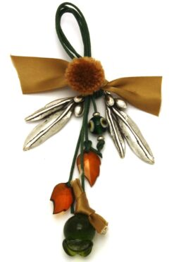 gift for home with olive tree branch