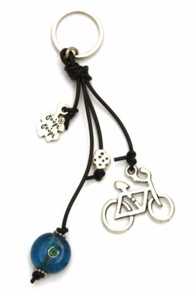 bicycle keyring