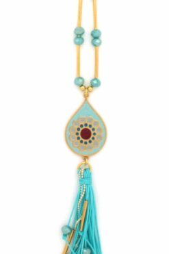 oriental evil eye necklace