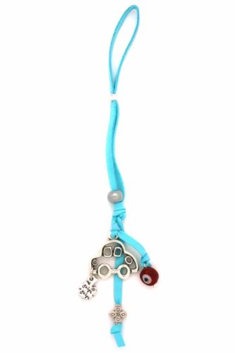 evil eye lucky car charm