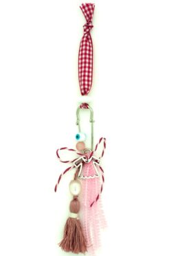 good luck charm for baby girls with blouse or pants