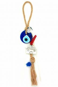gift for home decoration with evil eye
