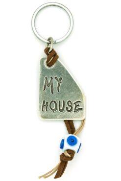 my house keyring