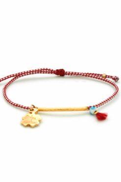 minimal bracelet for March