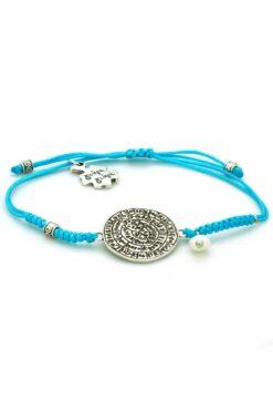 Phaistos disk bracelet