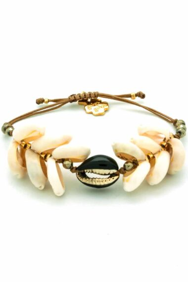 bracelet with shells