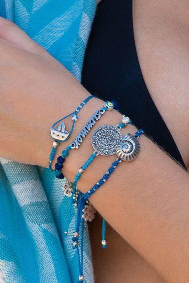 various summer bracelets