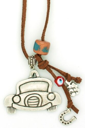hanging rear view mirror car charm