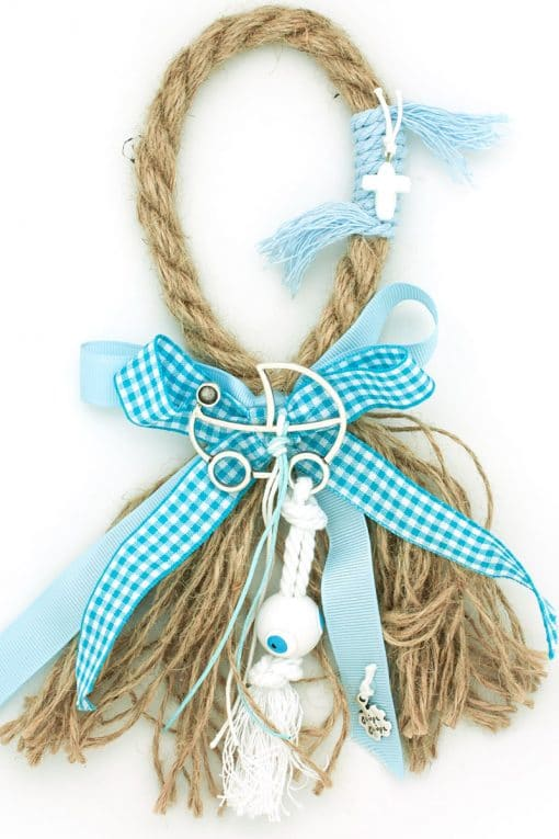good luck charm for new baby boy