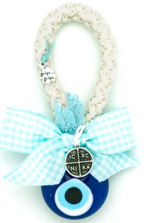 good luck charm for newborn boy