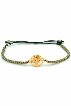 bracelet with tree of life