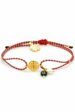 Martis bracelet with Constantine icon