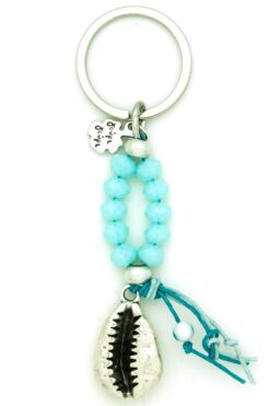 keyring with shell
