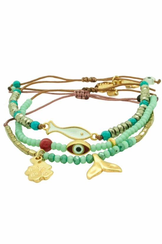 tirquoise bracelet mix 1 summer 2020