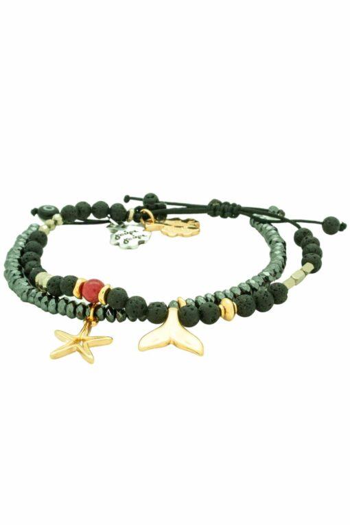black bracelet mix summer 2020