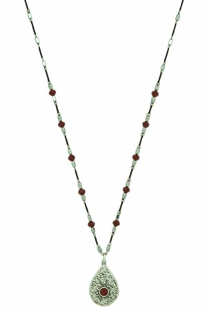 necklace with drop
