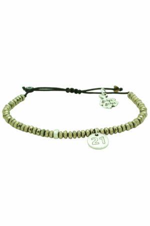 pyrite unisex '21 bracelet