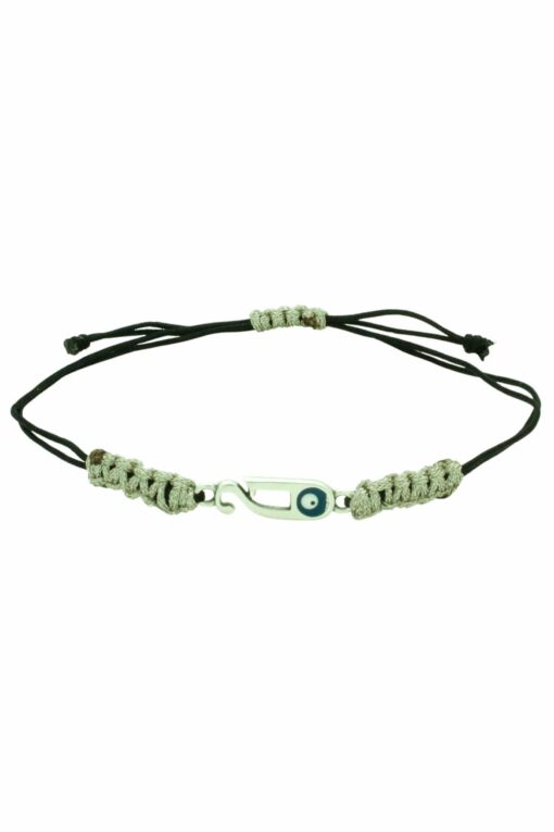 bracelet with silver-plated '21